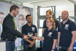 STP Labs-Day: Award für Prohekt zum Micro Payment